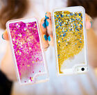 Bling Glitter Dynamic Flowing Star Quicksand Hard Cover F Iphone 5 6 6 Plus 5.5