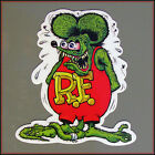 Rat Fink sticker decal vinyl bike car ed roth hot rod VW racing tuning camper