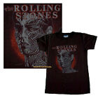 Junk Food The Rolling Stones t-shirt TATTOO YOU Authentic SLIM Fits NEW SALE
