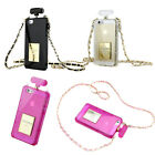 "Perfume Bottle Case Chain Handbag Cover For 4.7/5.5"" iPhone 6 6 Plus/iphone 5 5S"
