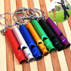 1-5X New Sport School Soccer Football Rugby Party Training Metal Referee Whistle