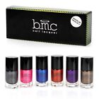 BMC Metallic Color Nail Stamping Lacquers-Creative Art Polish Collection, Set 3