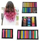 Fashion Hot Non-toxic Temporary Hair Chalk Dye Soft Pastels Salon Kit Show Party