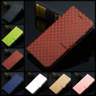 Luxury lattice PU Leather Wallet Flip Stand Case Cover for iPhone 6/6 Plus