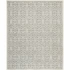 Safavieh Cambridge SILVER/ IVORY Wool Contemporary Area Rug - CAM123D