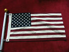 NEW LARGE AMERICAN FLAG,USA,STARS AND & STRIPES GLORY, WHITE OR VINTAGE STYLE