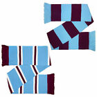 Aston Villa Colours Football Gift Retro Bar Scarf (RRP £9.99!)