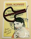 Jaw Harp/Jews Harp  Schwarz Harp  available in 3 Sizes No8 No12 No15