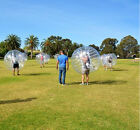 Body Zorb Ball Inflatable Bumper Ball Inflatable Soccer Bubble 1.5m PVC