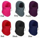 Adult Winter Face Warmer HOOD Armour Neck MASK Faec Mask Climing Bike Cap Hat