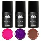 BMC Thermal Color Change Gel Nail Lacquers Set - Fruit Cocktails Collection