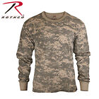 BOYS & GIRLS Acu Camouflage Military Kids Long Sleeve Military T-Shirt 6775