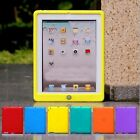 New Soft Gel Rubber Silicone Back Skin Case Cover For iPad 2/3/4