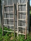 Vintage Wood 5 Rung Ladder - We Now Paint Country Colors