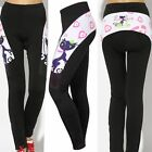 New Cat girl Women's Cycling Clothing Bicycle Long Sleeve Pants Thermal Fleece