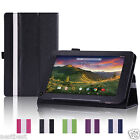 Carry Leather Case Cover / Pen For 7 RCA 7 Voyager RCT6773W22 Tablet WN2