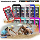 Waterproof Shockproof Dirt Snow Proof Durable Case Cover For iPhone 6 6 Plus 5.5