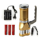 Rechargeable 8000lumen Tactical 3xCREE XML T6 LED Flashlight Torch 18650 Lamp EU