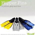 KIDS UK OSPREY DIVE FLIPPER FINS ALL SIZES MERMAID FISH TAIL SWIM FUN POOL TOY