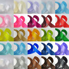 25Yd Satin Ribbon Multiple Width 6mm 15mm 25mm 23 Colours Wedding Festival Craft