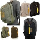 """NEW! Rothco Vintage Canvas Flight Bag. 4 Available  Colors! 20"""" x 15"""" x 5"""" R9764"""