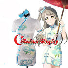Love live Minami Kotori Girl Sexy White Dress cosplay costumes