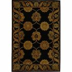 Safavieh Hand-Tufted Heritage Black Wool Area Rugs - HG314A