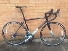 Genesis Volare 631 Custom Build Road Bike Reynolds Frame / Carbon Fork - 54cm
