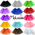 The Elixir Kids Tutu Ballet Dance Skirt Girls Costume Dress Wear
