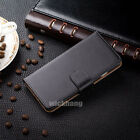 Genuine Real Leather Wallet Flip Case Cover For Apple iPhone 4 5 5S 5C 6 Plus on Rummage