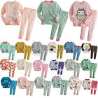 """32 Styles"" Vaenait Baby 2T-7T Toddler Girls Clothes Sleepwear Pyjama 2 pcs Set"