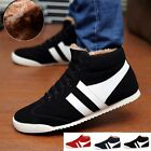 Men Shoes Ankle BootsWarm Flats  Breathable Sneakers Casual Fashion Driving