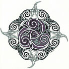 Jen Delyth Keltic Celtic Designs Colour Greeting Cards
