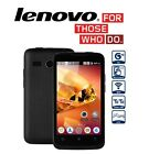 Original Lenovo Unlocked Android GSM GPS WIFI 3G Smartphone Cell Phone Simfree