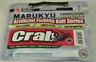 MARUKYU AMINO BOOSTED CRAB ARTIFICIAL BAIT -  ALL COLOURS - ALL SIZES