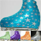 GLITZY ICE ROLLER SKATING BOOT COVERS SIZE SMALL/MEDIUM