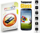 Quality Tempered Glass Screen Protector Guard for Samsung Galaxy and Sony xperia