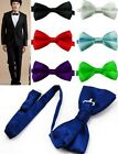 NEW Men's Tie Bowtie for Suit Groom Wedding Party