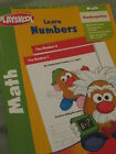 Playschool Workbooks PreK Basic Skills Shapes or Kindergarten Math