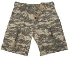 Rothco Vintage Camo Cargo Shorts, Military Paratrooper Camouflage Tactical Army