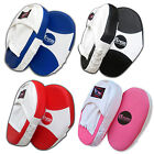 Rex Leather Boxing Focus Pads Grappling Gloves Hook and Jab MMA Pads