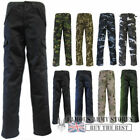 Combat Cargo Work Trousers Workwear Pro Pants Security MOD Army Police BDU