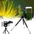 Universal For Cell Phone 8X Zoom Camera Telephoto Len Telescope W/ Tripod Stand
