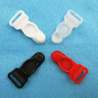 4 SUSPENDER ENDS *4 COLOURS 12mm STOCKING FASTENERS PLASTIC GARTER CLIPS