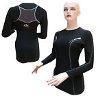 LADIES Compression Top Base Layer Shirt Thermal Running LOW PRICES SALE