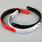 Replacement Headband for Beats by Dr Dre beats Mixr Red White Black Glossy