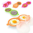 Korea Silicone Egg Cooker Container Mold Kitchen Cooking Tool Jelly Brownie Nuts