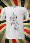 Dreamcatcher Drawing Dream Catcher T-shirt Vest Top Men Women Unisex 1987