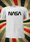 Nasa Retro Vintage Old Space Man Combat T-shirt Vest Top Men Women Unisex 1992