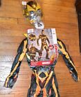 Transformers BumbleBee Boys Muscle Costume REFLECTIVE Halloween Birthday Parties - Time Remaining: 5 days 11 hours 3 minutes 22 seconds